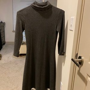 The softest, coziest dress for fall/winter